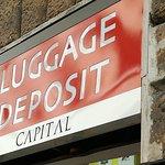 Capital Luggage Deposit - Termini Station Luggage Storage