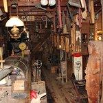 Old Sautee Store interior