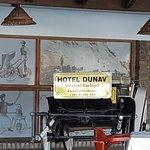 Photo of Dunav Terrace at Hotel Dunav
