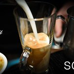 """Scarlet Bar"" All Day Cafe Not Only A Bar Tel.: 2531-401000 El. Venizelou St. 44 - Komotini E-Mail: thevnd@gmail.com"