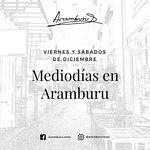Mediodías en Aramburu - Viernes y sábados de diciembre - 13 h. y 13:30 h. (437649919)