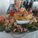 The Seafood Platter for when too much Seafood is barely Enough.