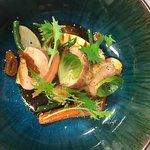 Mignon de cochon, miel abricots