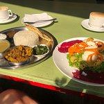 Ảnh về Sarangi Vegetarian Restaurant