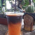 Peng Ain't กาแฟจากอมก๋ยผสมกับน้ำส้มสด*** ดื่มแล้วฟิวนางเองเลยค่ะ นางร้ายดื่มไม่ได้