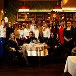 Команда Ресторана Sabor de la Vida!