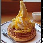 Signature dessert: delicious and special !