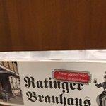 Bilde fra Ratinger Brauhaus