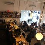 Fotografie: EMA espresso bar