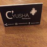 Photo de C'YUSHA