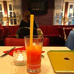 Der Campari Orange zur Einstimmung