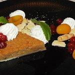 11/28/2019 Casa Sena Pumpkin Pie Toffee ice cream
