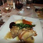 11/28/20 Casa Sena Sage Roasted Free Range Turkey - fete mashed potatoes, sweet potatoes, green