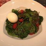 Spinat mit Ei... sehr gut