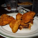 Chicken fried chicken. This is a must.
