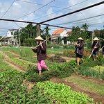 Foto van Tra Que Garden Cooking Class & Restaurant