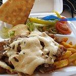 Bilde fra Kopervik Kebab & Isbar