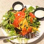Side salad (add $2)