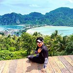 Phi Phi Island Viewppiont
