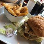 Bild från Burger & Burger