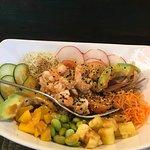 Shrimp Poké Bowl