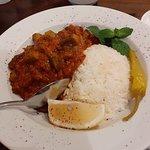 Bamija sa pirinčem