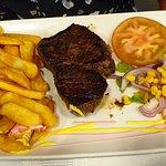 Bilde fra Planet Steakhouse