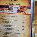 Restauracia Koliba Krivanの写真