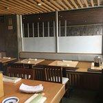 Salón planta baja del restaurante