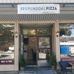 Bilde fra Brumunddal Pizza