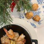 Curry con Camarones: delicioso!