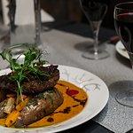 Pihviä ja viiniä, Wild game steak and wine