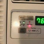 Air Conditioner Needing Service