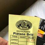 Fotografia de Restaurante Platano Grill