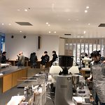 Blue Bottle Coffee Shinjuku Cafe의 사진