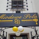 Zdjęcie Restauracja Miodowe Pola