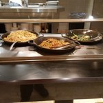 Asian Dishes, Fried Rice to the Left