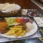 kabbab meal