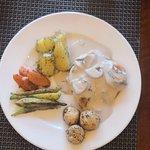 Foto de Aswar Madaba Restaurant