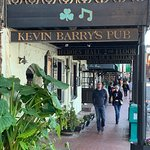 Kevin Barry's on the Savannah River Walk