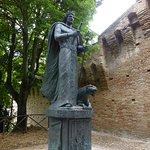 Jesi, Monument to Frederick II