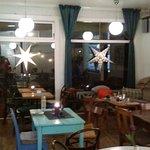 Bilde fra Henningsvær Lysstøperi & Cafe