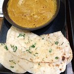 Curry Naan Combo
