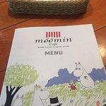 嚕嚕米主題餐廳照片