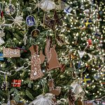 """Vote for the """"People's Choice"""" tree while here"""