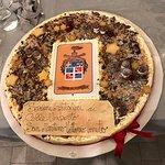 Mitica la torta col nostro logo
