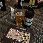 Beers and creative menus