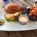 Gulf Grouper Sandwich
