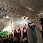 Le décor nous a mis dans l'ambiance marocaine