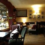 Wnętrze kawiarni - Herbaciarni.